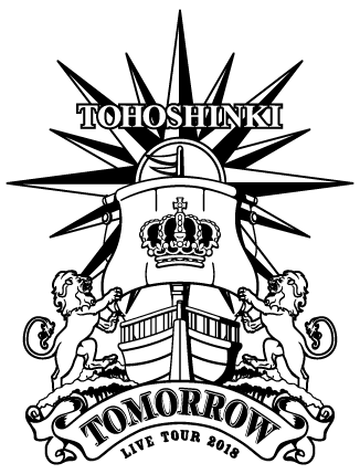 東方神起 live tour 2018 tomorrow special website